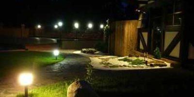 Садове освітлення