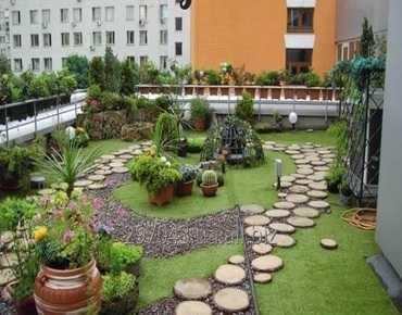 Блог Озеленення даху