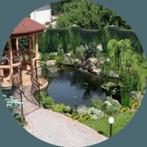 Штучні водойми Львів