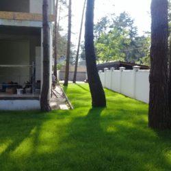 Укладка рулонного газону Брюховичі18