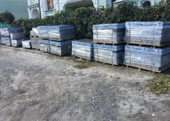 Укладання бруківки Львів